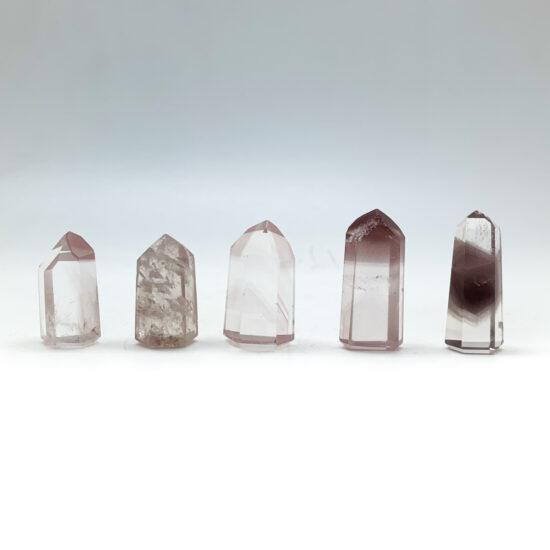 Lithium Quartz Polished Points - Small