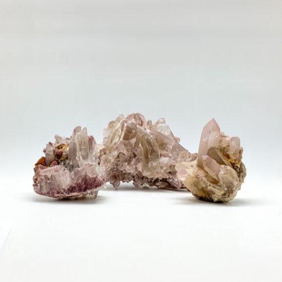 Lithium Quartz Clusters
