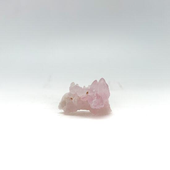 Rose Quartz Clusters