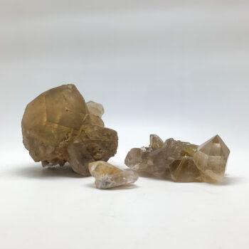 Rutilated Quartz Clusters