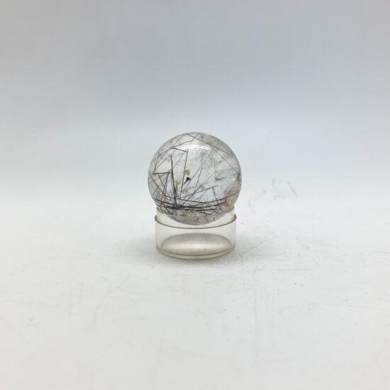 Rutilated Quartz Spheres