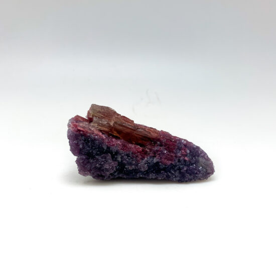 Lepidolite With Tourmaline