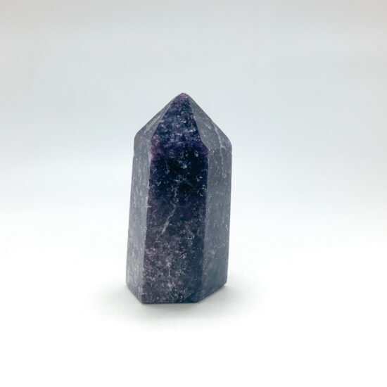 Lepidolite Polished Points