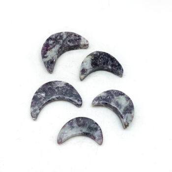 Lepidolite Moons - Mini