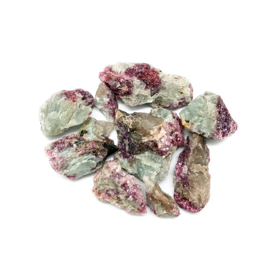 Lepidolite with Blue Albite - Small (Bag)