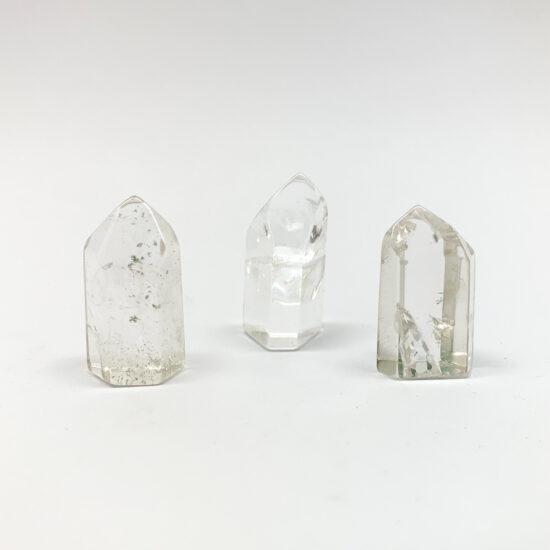 Clear Quartz Points - Mini