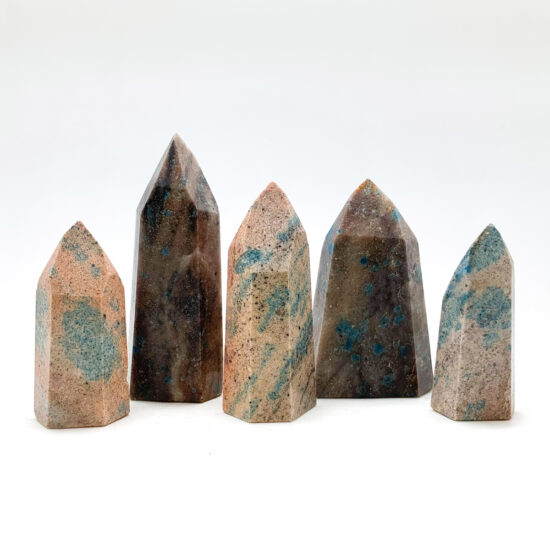Trolleite Polished Points