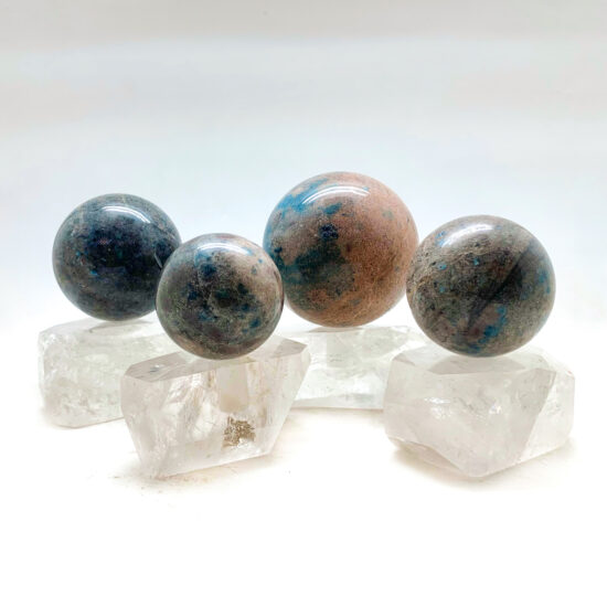 Trolleite Spheres