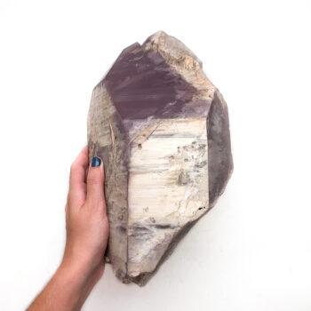 Lithium Quartz Rough Point Large