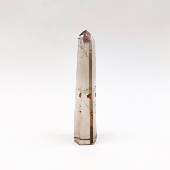 Smoky Lithium Quartz Polished Points