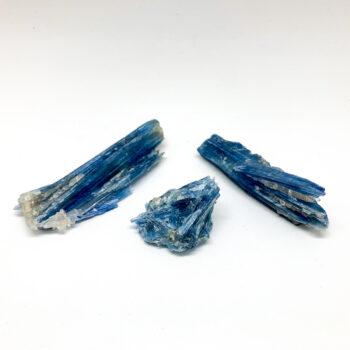 Blue Kyanite Clusters - Extra Grade
