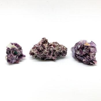 Lepidolite Clusters