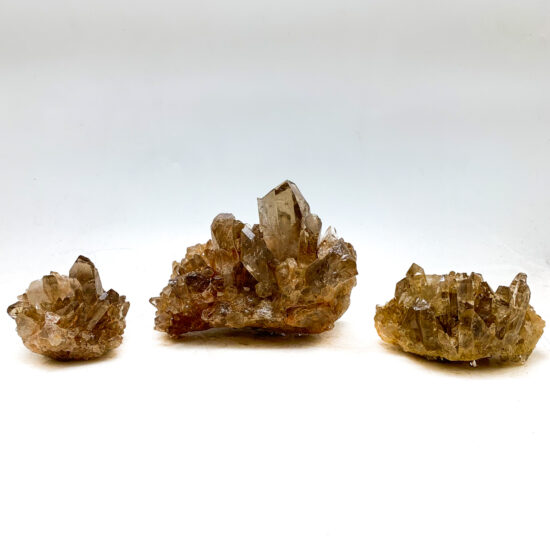 Natural Citrine Clusters