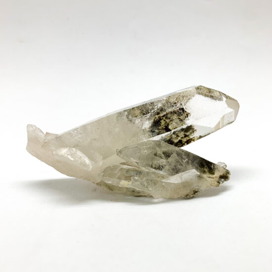 Clear Quartz with Inclusions Clusters
