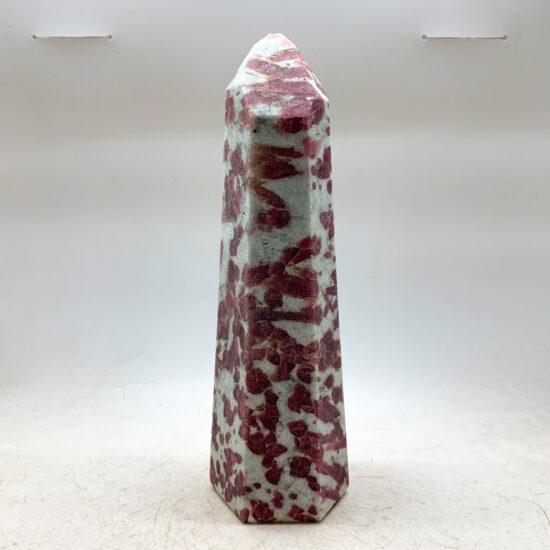 Pink Tourmaline Polished Points - Large