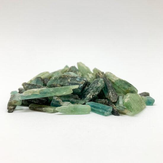 Green Kyanite Rough - Bag