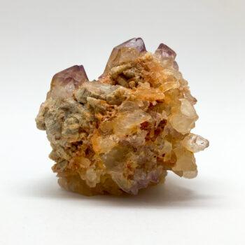Golden Amethyst Cluster