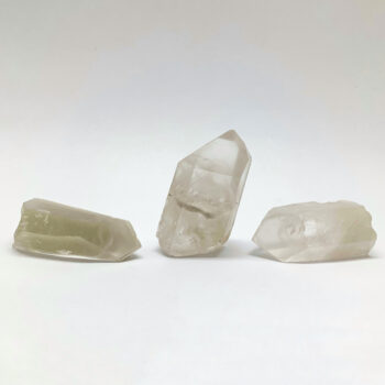 Phantom Lemurian Crystal Points
