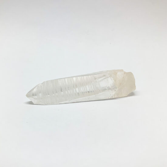 Clear Lemurian Crystal Points - Small