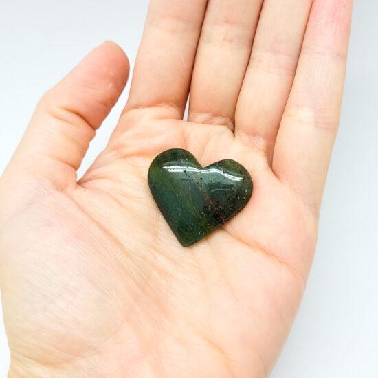 Aventurine Hearts - Mini