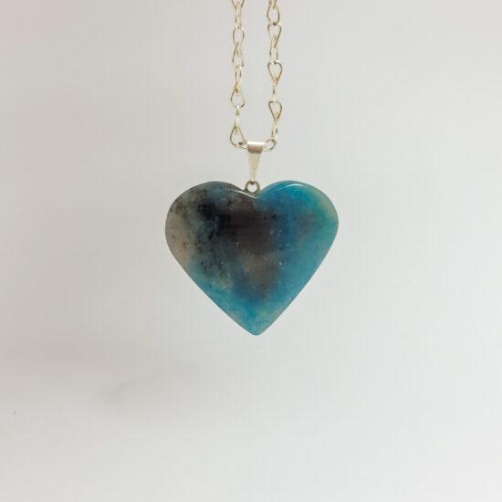Trolleite Heart Pendant