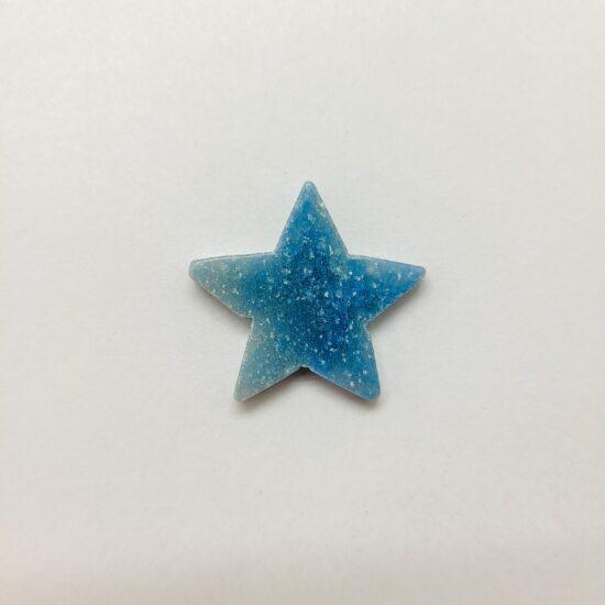 Blue Quartz Stars - Mini