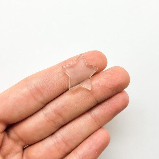 Clear Quartz Stars - Mini