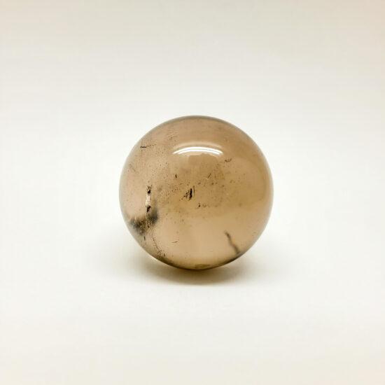 Smoky Quartz Spheres