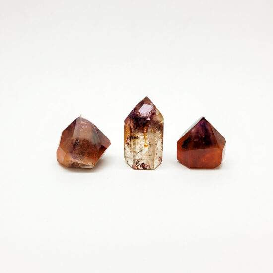 Dreamcoat Lemurian Polished Points - Small