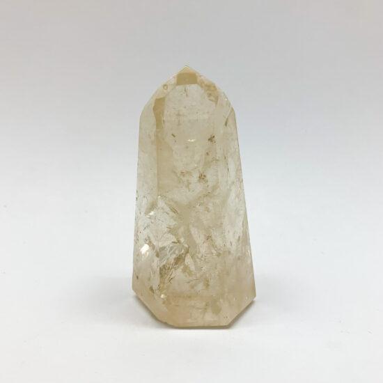 Natural Light Citrine Polished Points - Medium